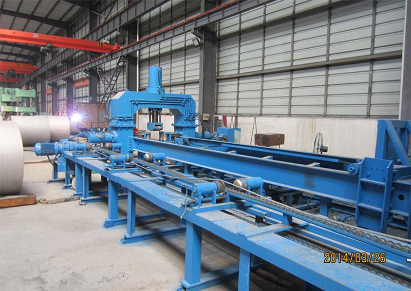 合縫機及雙面焊設備