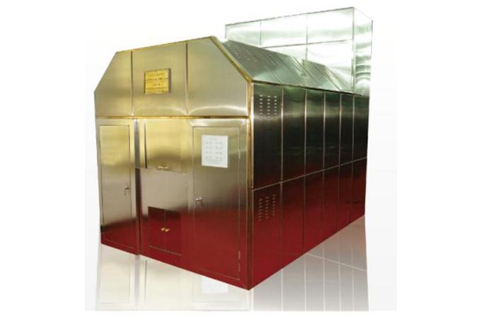YQ歐亞環保節能5000型中檔平板火化機