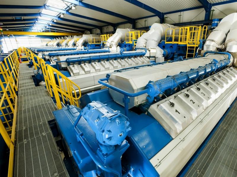 柴油發電機組的效率和維護效果非常重要