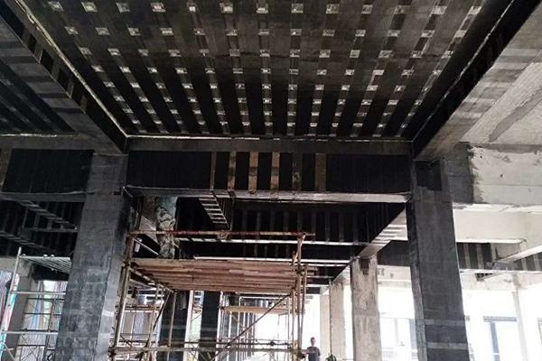 蘇州市天靈中藥飲片有限公司 廠房加固工程