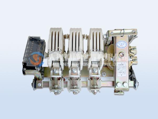 CJ12交流接觸器