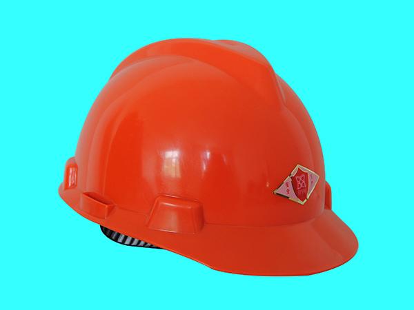 TF V字型頭盔(桔紅)