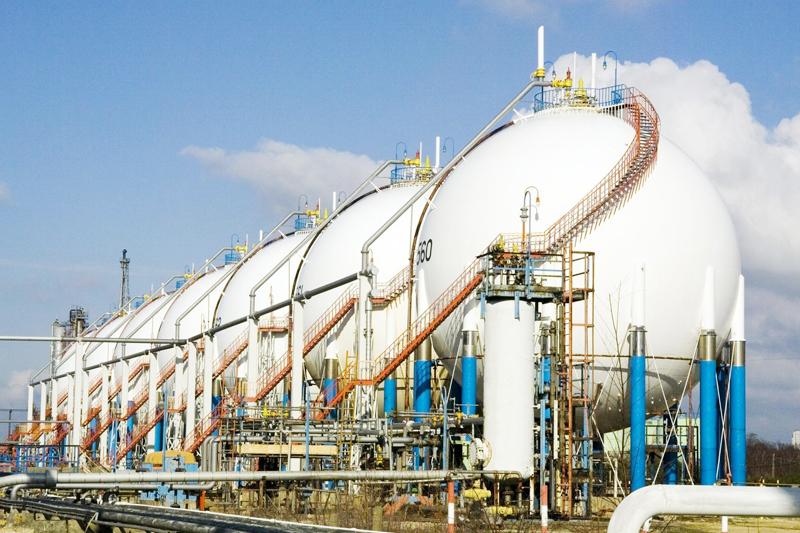 液化石油气 (liquefied petroleum gas)