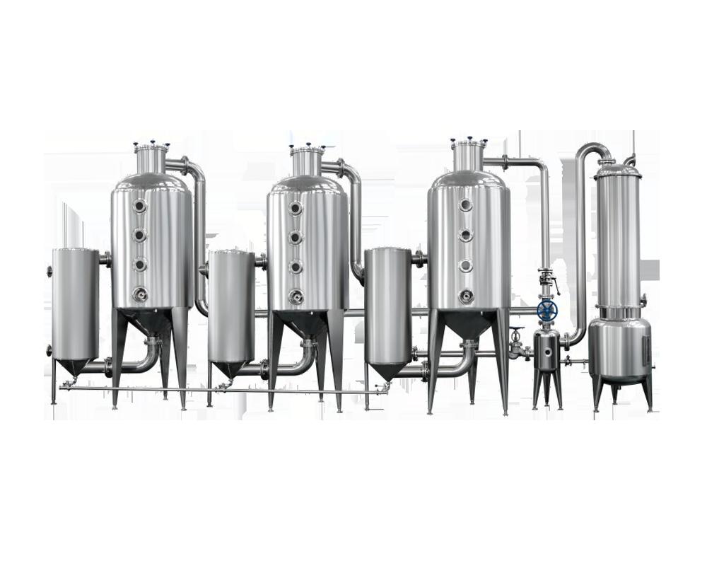 NS系列三效節能濃縮器