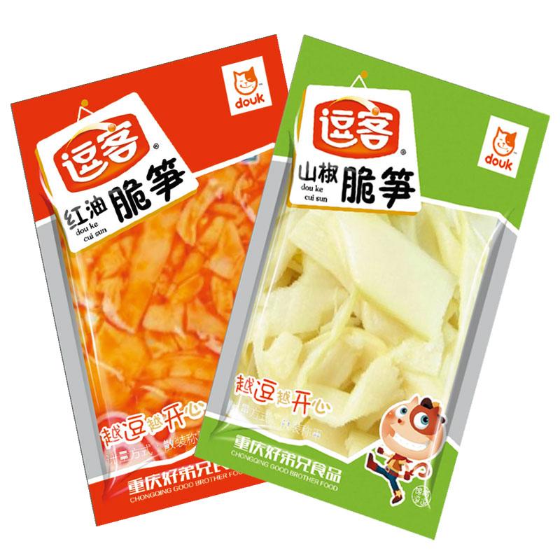 散裝脆筍(大)(散裝稱重)山椒/紅油