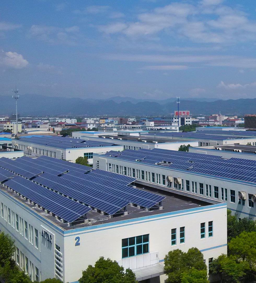 工商业屋顶解决方案