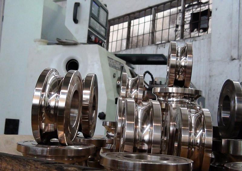 不銹鋼制管模具4