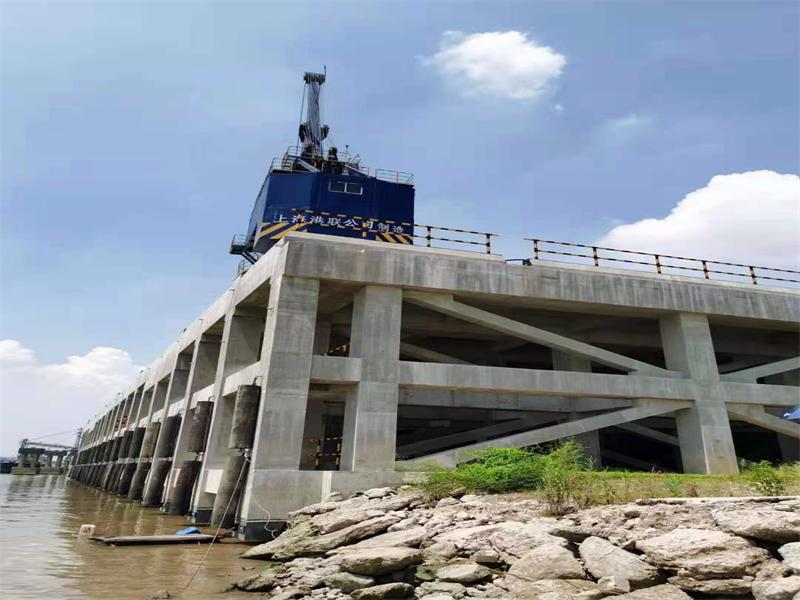 佛山市三水橋盛貿易有限公司碼頭3~6#泊位改造工程(5~6#泊位)工程