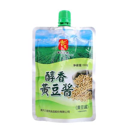 醇香黃豆醬150g