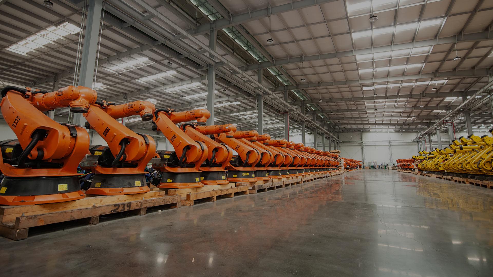 機器人碼垛:可提高產品完整性的機器人碼垛