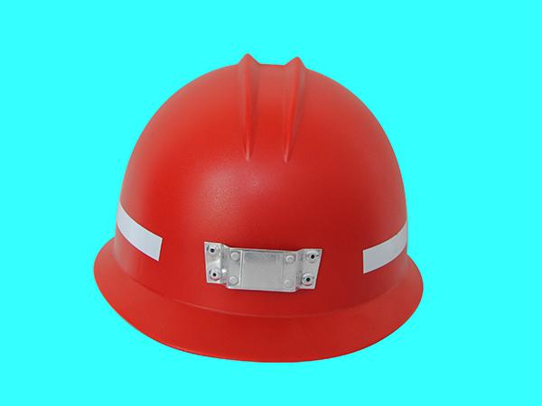 TF 礦用安全帽(ABS)紅
