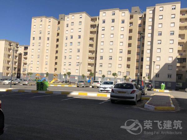 奧蘭2100套住房項目