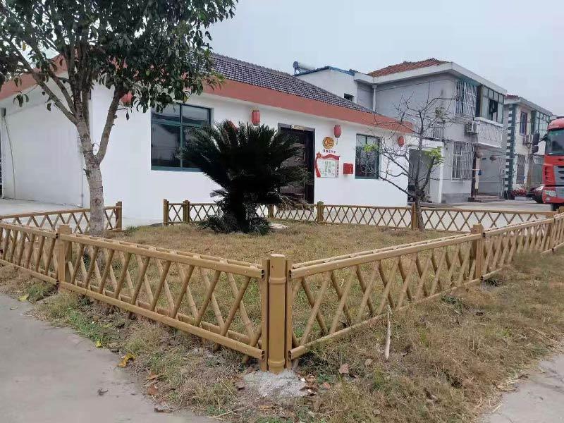 金属混搭护栏篱笆