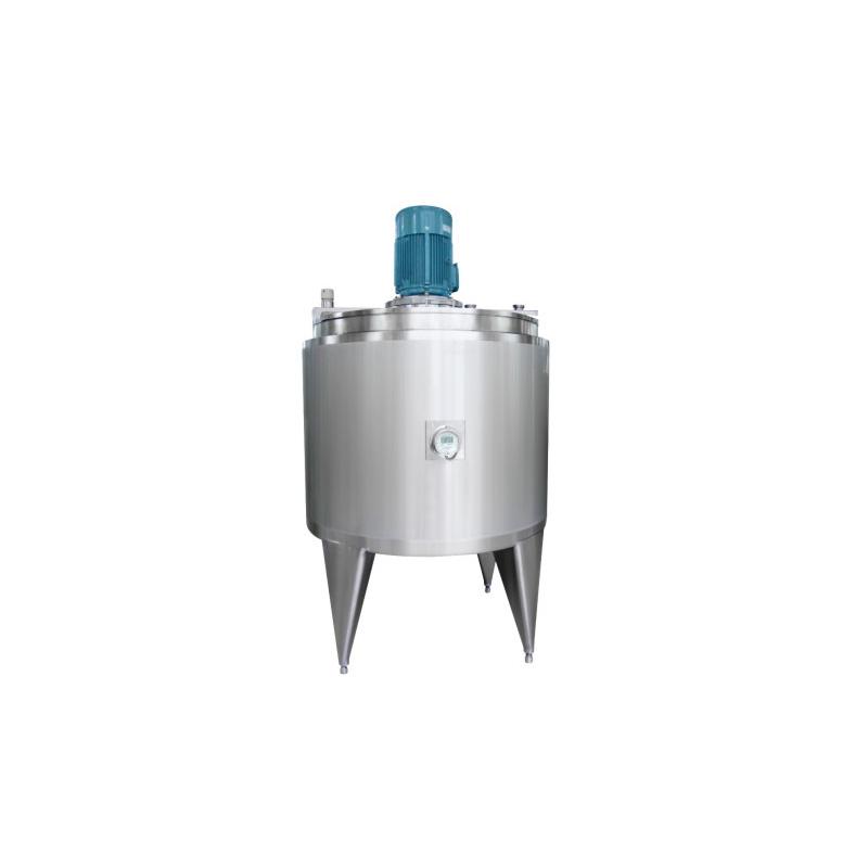 不銹鋼攪拌夾套罐的設計需要考慮哪些?