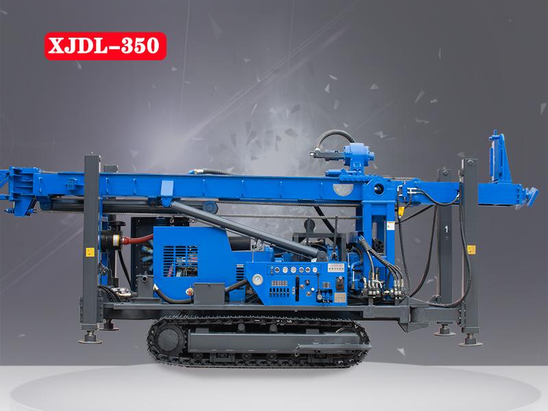 直斜兩用機械頂驅JDL-5