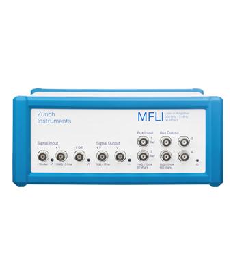 MFLI 鎖相放大器