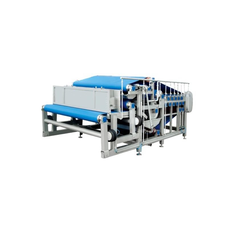 純凈水設備-帶式壓榨機