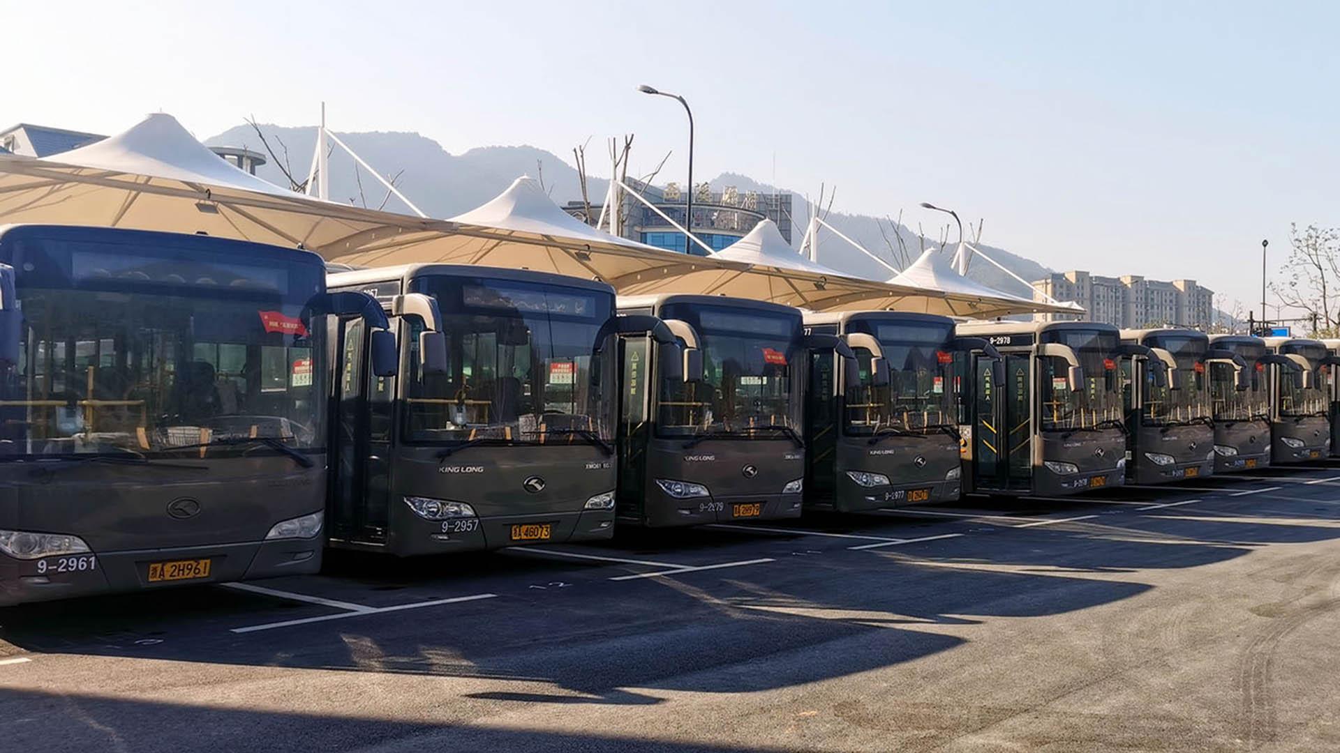 2020--闲林里项公交首末站工程