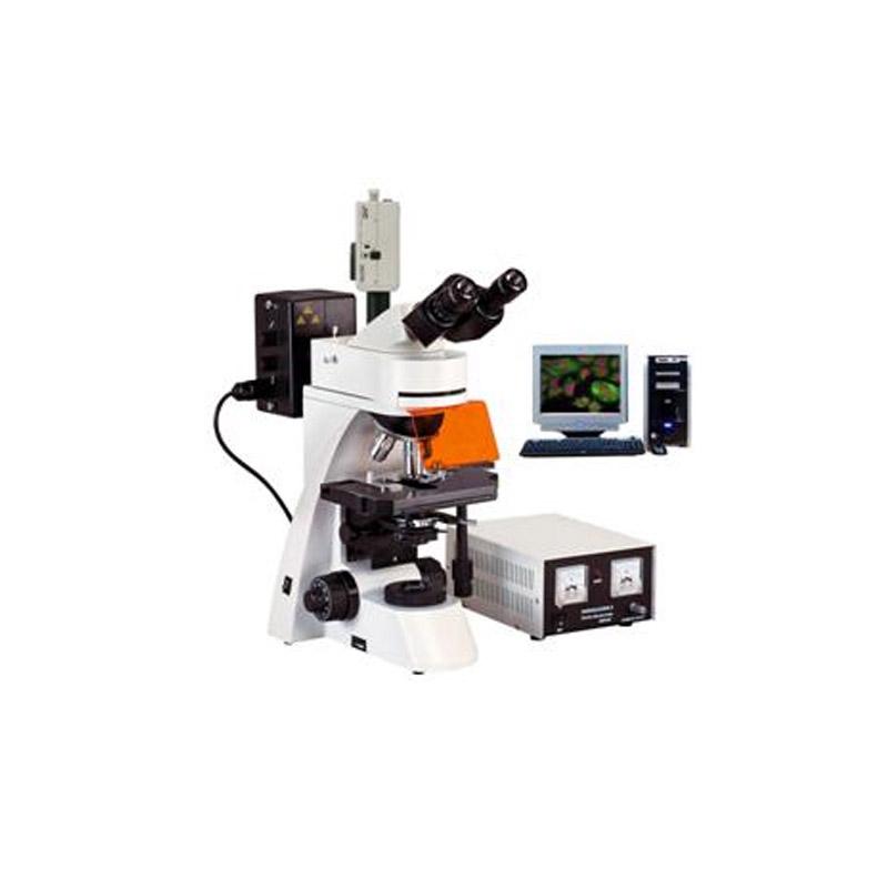 改性瀝青專用熒光檢測熱臺顯微鏡BML-500E