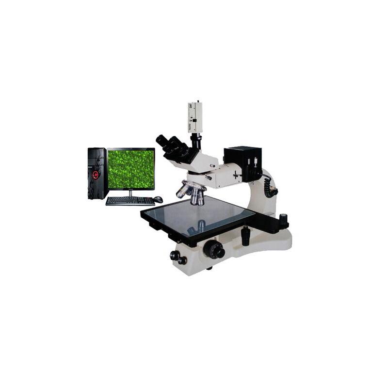 大平臺硅片檢測顯微鏡BMT-500E