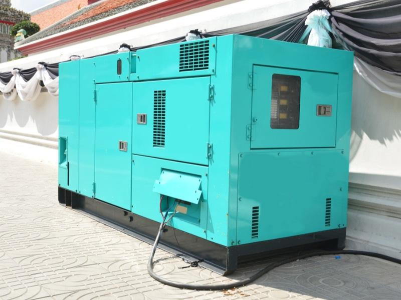 柴油發電機室振動和噪聲影響評價