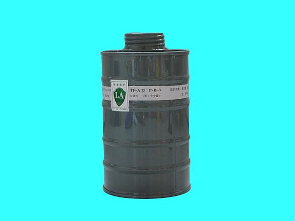 P-B-3(原1號中罐)自吸過濾器防毒面具過濾件