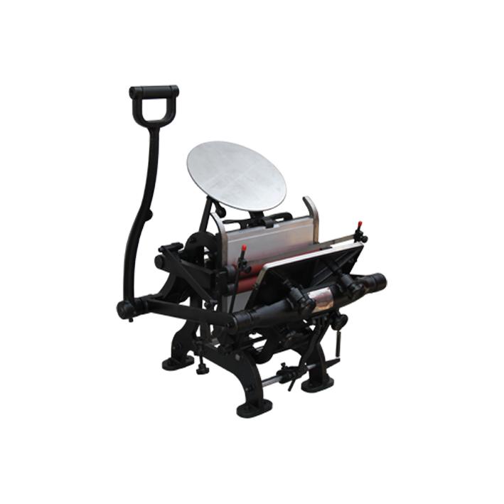 YJ-12 手動凸版(圓盤)印刷機