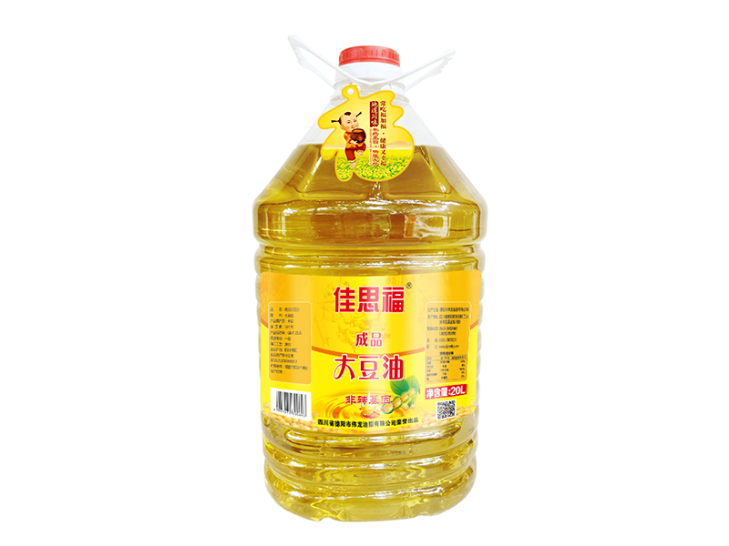 佳思福20L(非转基因)大豆油