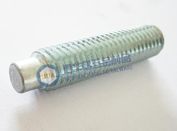 合金鋼DIN915-45H杯尾內六角無頭螺絲