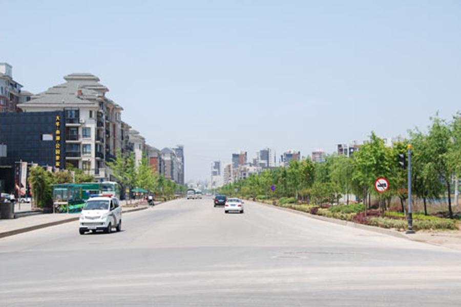 南湖新城四項配套市政工程