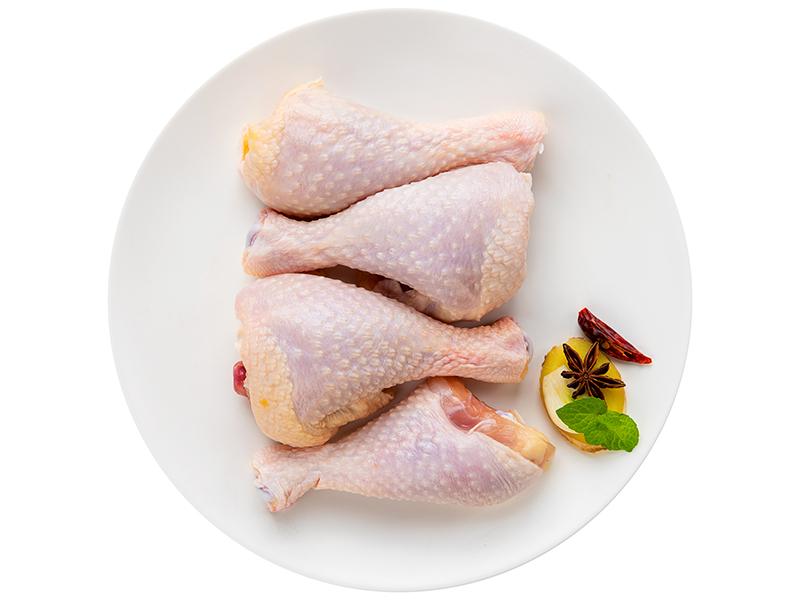 土又鮮鮮雞小腿