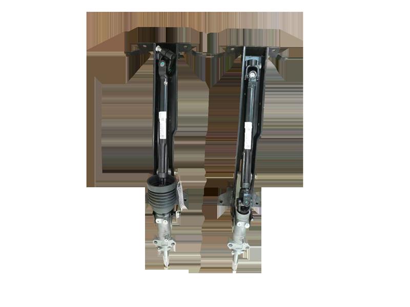 輕卡轉向管柱及傳動軸總成
