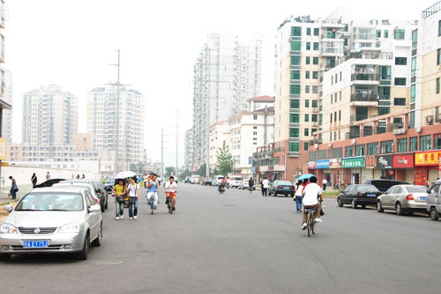 武青四干道(秦園路至學院路)道排工程