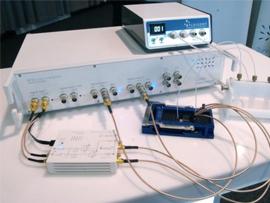 微流體阻抗測試