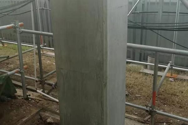 科思創上海一體化基地辦公樓改造項目結構加固工程