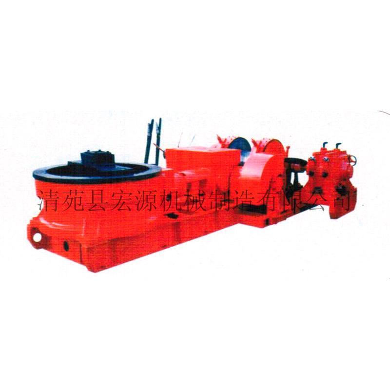 TSJ-2000E 型水源鉆機