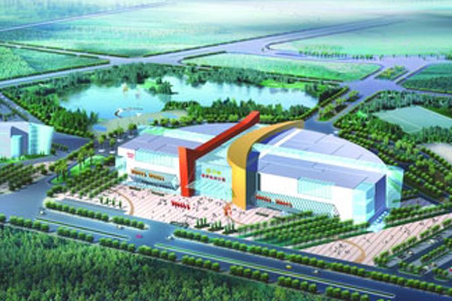 塔子湖體育中心