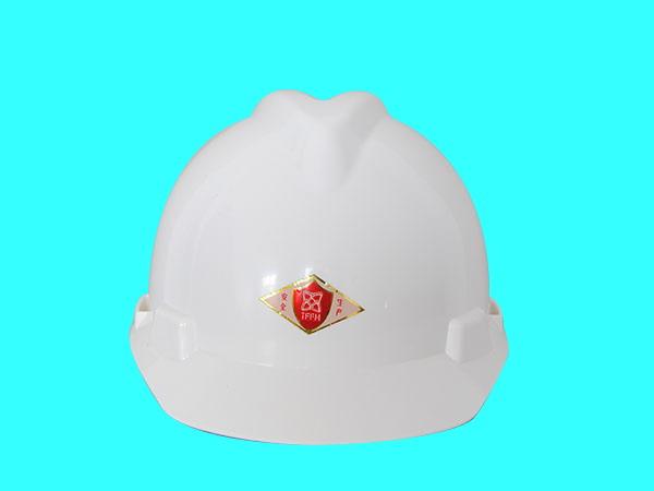TF V字安全帽(ABS烤漆)白色