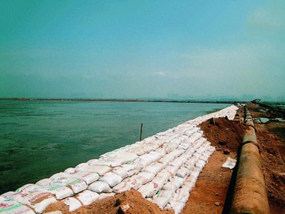 廣西欽州恒通貨柜碼頭倉儲有限公司鈞達碼頭陸域形成吹填工程