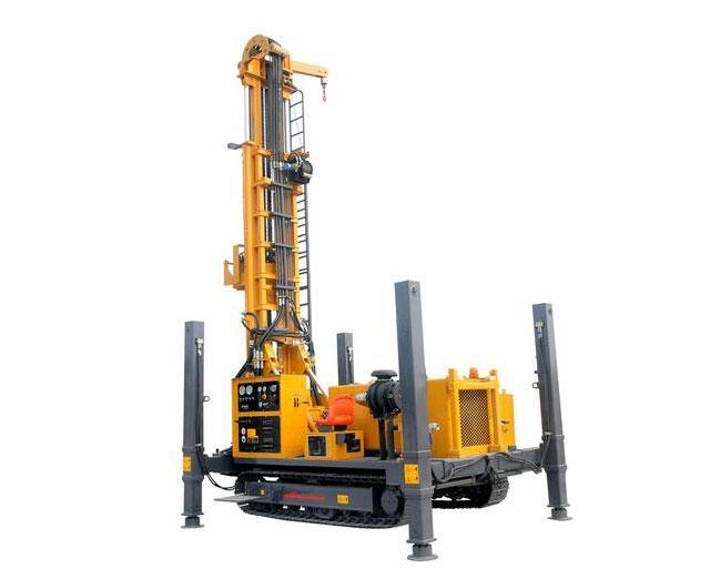 XSL系列水井钻机