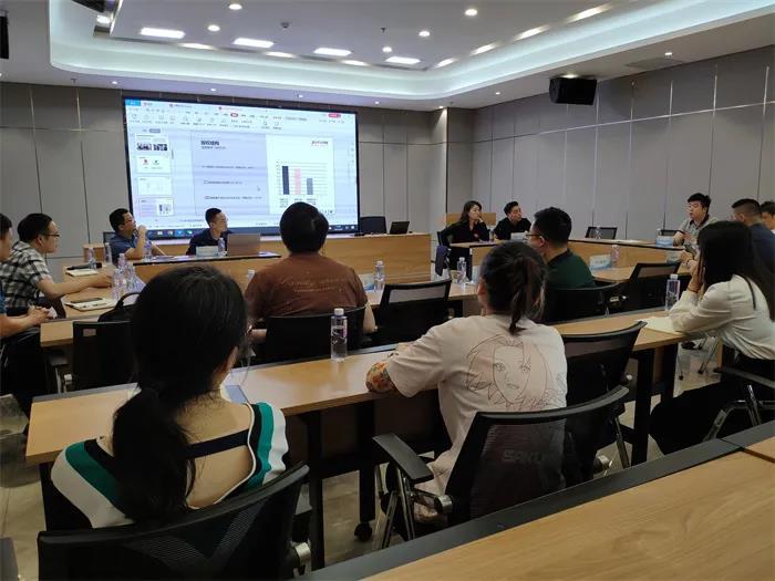 为企业办实事丨汇聚金融力量 服务企业发展 创业服务中心开展深度企业金融沙龙活动
