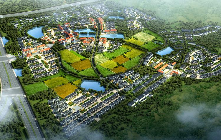 南京市浦口区乌江新市镇五一新社区详尽规划