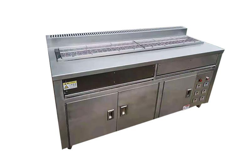 鐵板燒設備