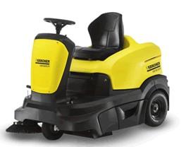 緊湊型駕駛式吸塵清掃車