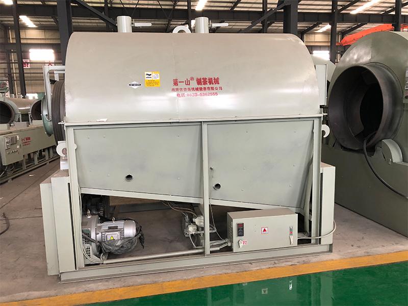茶叶炒干机6CCT-150B燃气式