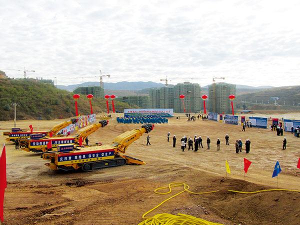 云南隧道設備建設工程