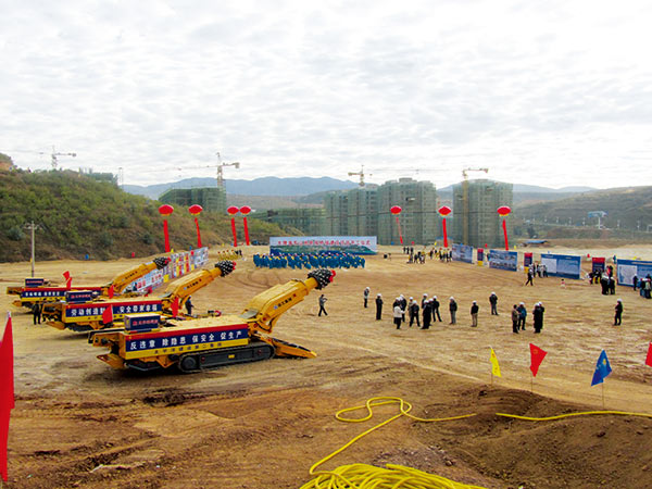 云南隧道设备建设工程