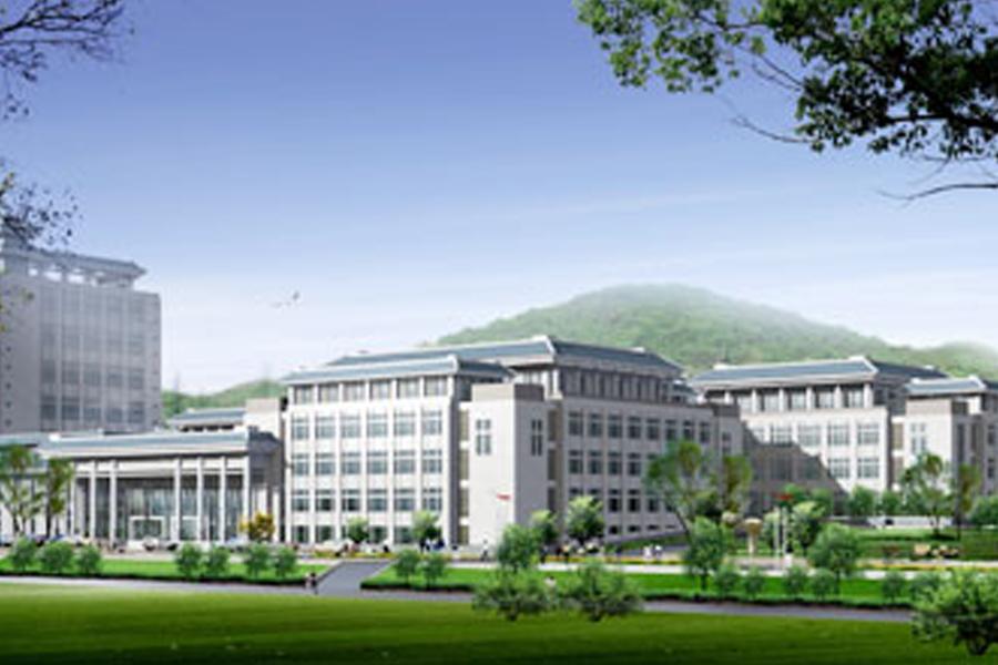 武漢大學圖書館總館擴建工程