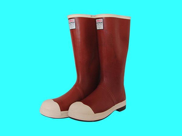 氯丁耐油靴(高款帶鋼頭)