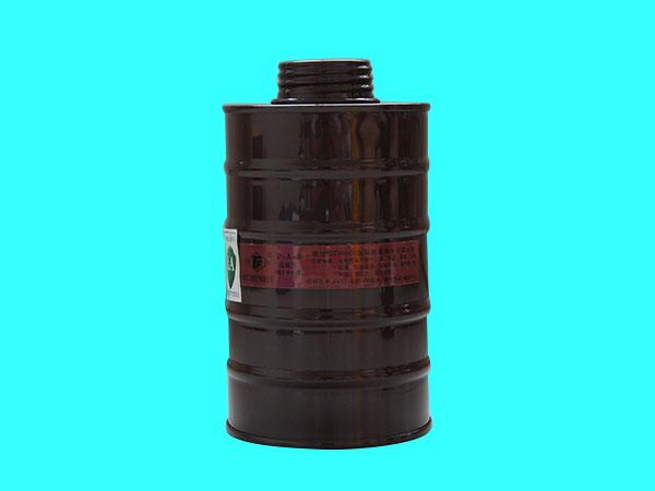 P-A-3(原3號中罐)自吸過濾器防毒面具過濾件